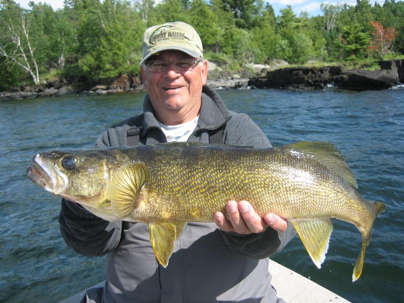 Lake Of The Woods Ontario Canada Fishing Guide Kenora