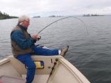 Fishing an incredible body of water