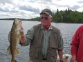 Great walleye fishing!